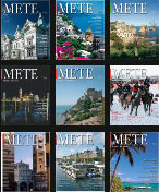 sfoglia o richiedi gli arretrati di Mete Magazine