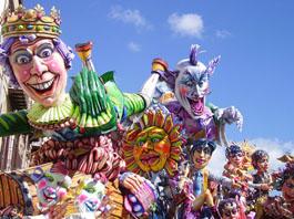 Carnevale di Sciacca. Foto di Stefano Siracusa