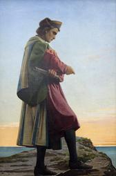 Luigi Busi, Cristoforo Colombo, 1868-70, Regione Emilia-Romagna, foto Andrea Scardova IBC 2017