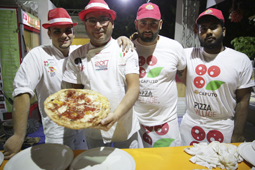 Napoli Pizza Village, 17 Settembre 2019. roberta basile kontrolab per gmm