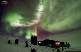 Aurora Skystation_Abisko_Lights Over Lapland foto Chad Blakley copia