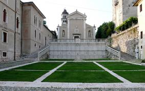 feltre_fontane lombardesche e chiesa santi Rocco e sebastiano