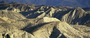 In Spagna nel deserto dell'Almería. Energia dal cinema e dal sole