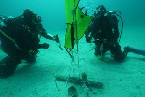 Archeologia subacquea, al via la rete turistica dei siti sottomarini