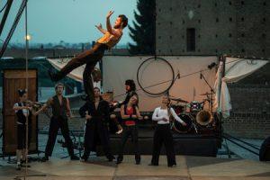 Lonato in Festival 2020, la magia del circo prende forma
