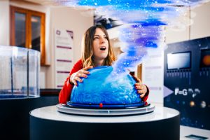 Museo del Balì, viaggio nella volta celeste col nuovo planetario digitale