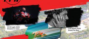 Dalla Ducati al mito di Ayrton Senna, a Bologna un omaggio alla Motor Valley